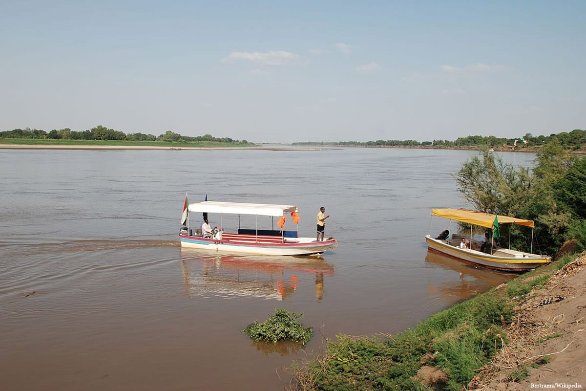 General view of the Blue Nile [Bertramz/Wikipedia]