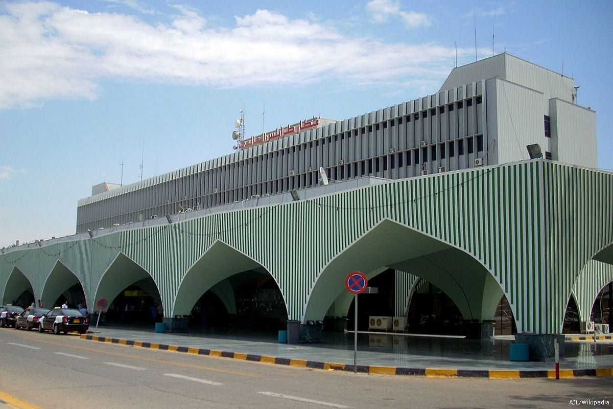 Image of Tripoli Airport [AJL/Wikipedia]