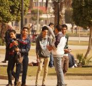 Egypt high school exams leaked on social media