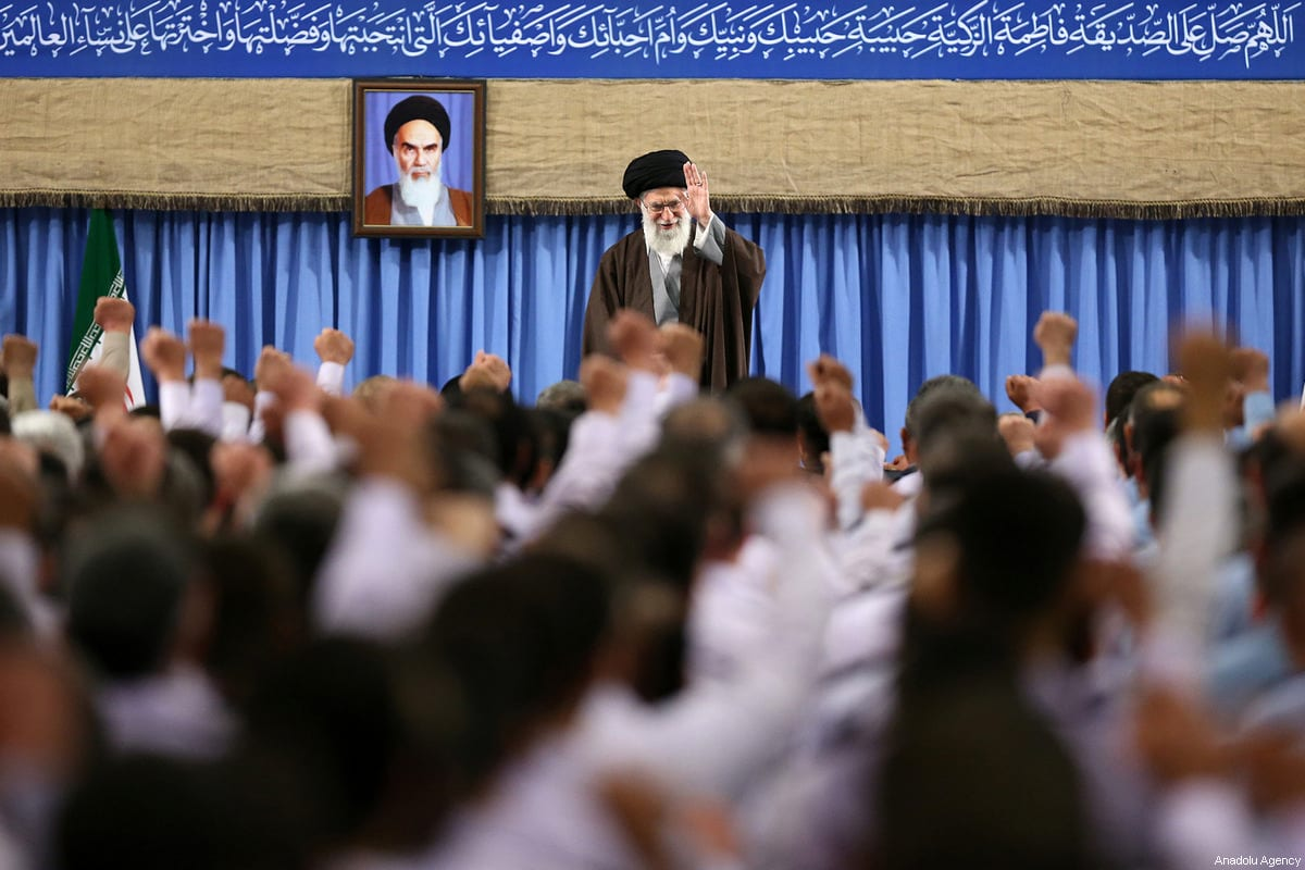 Iran's top leader urges massive turnout in elections