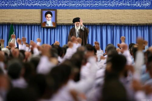 Iran's Supreme Leader: Saudis will fall