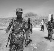 2 Somali soldiers wounded in gun fight with fellow troops