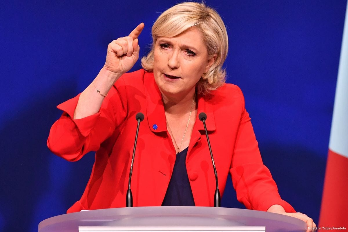 Le Pen: French colonialism was good for Algeria – Middle
