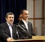 Ahmadinejad throws down the gauntlet to the Iranian establishment