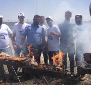 That barbecue outside a hunger strike prison exposes Israeli settlers' blind hatred