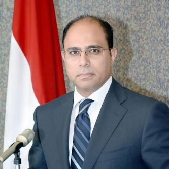 Spokesperson from the Egyptian Foreign Ministry, Ahmed Abu Zaid [MFAEgypt/Twitter]