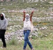 Several Palestinians hospitalised over multiple settler attacks in Nablus area
