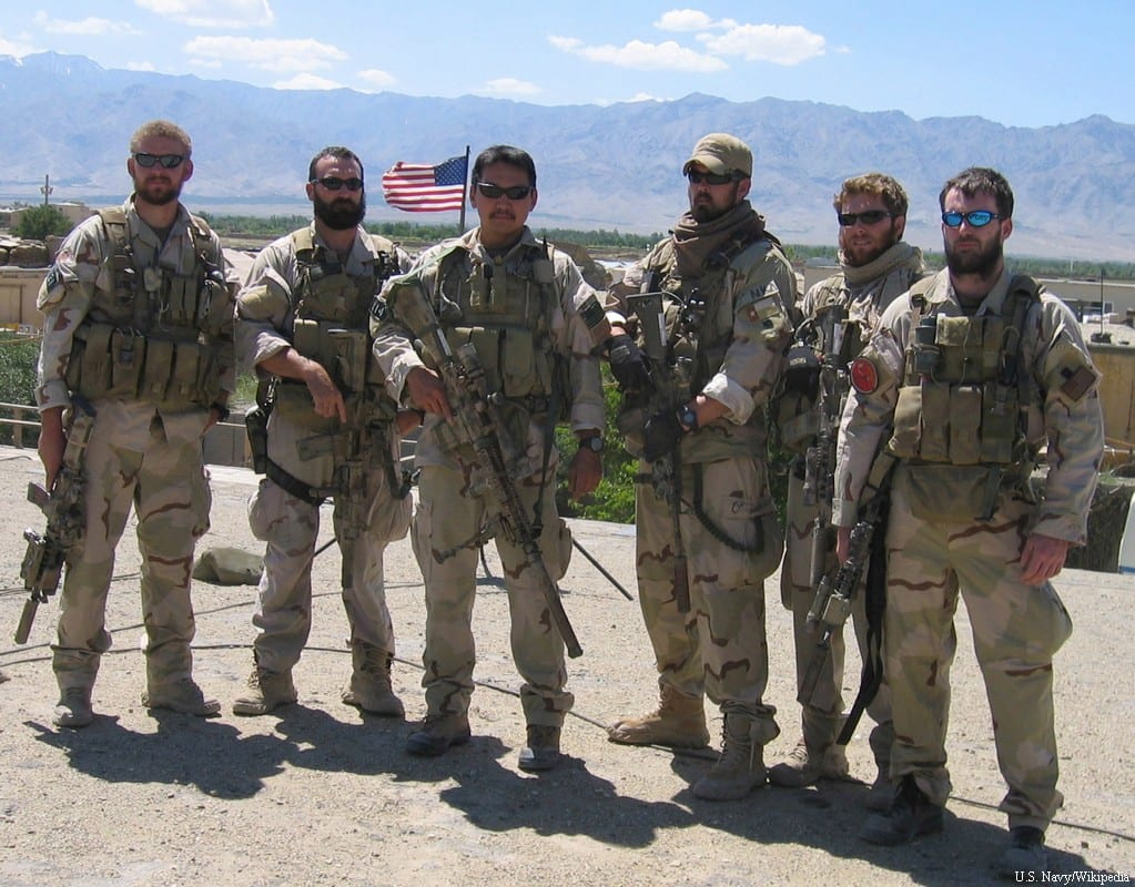 Image of US Navy SEALs in operation on 5 June, 2008 [U.S Navy/Wikipedia]