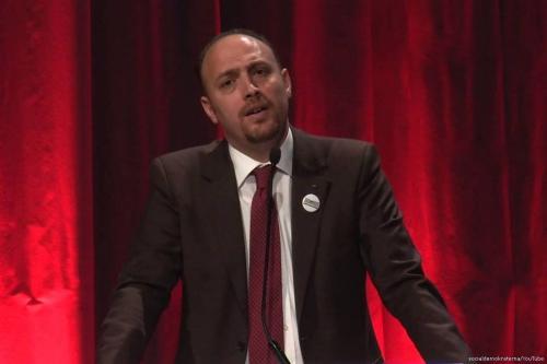 Image of Husam Zomlot [socialdemokraterna/YouTube]