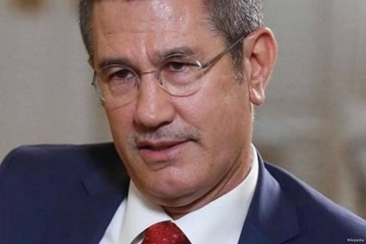 Nurettin Canikli, Turkey's Deputy Prime Minister on July 22, 2016 [Wikipedia]