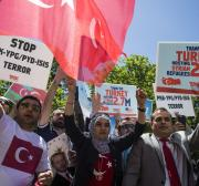 What really happened outside Turkey's US Embassy?