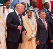 The Riyadh summit is forgotten amidst the Qatar crisis