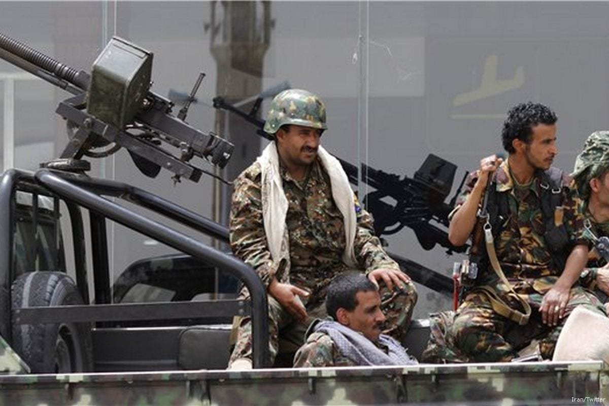 Image of Yemeni soldiers [Iran/Twitter]