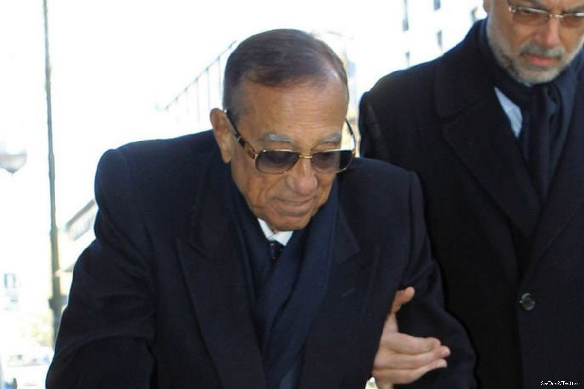Image of Egyptian businessman Hussein Salem [SecDev‏/Twitter]