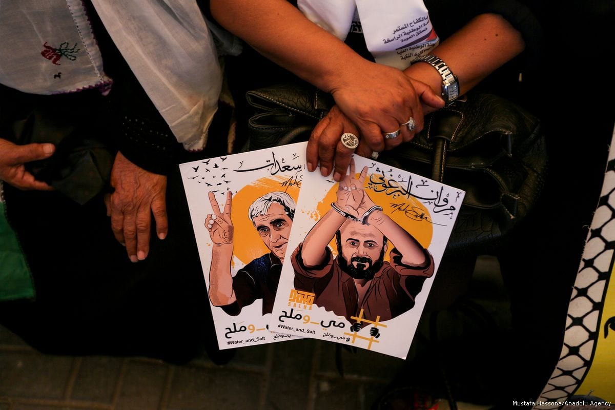 Palestinian prisoners in Israel end mass hunger strike