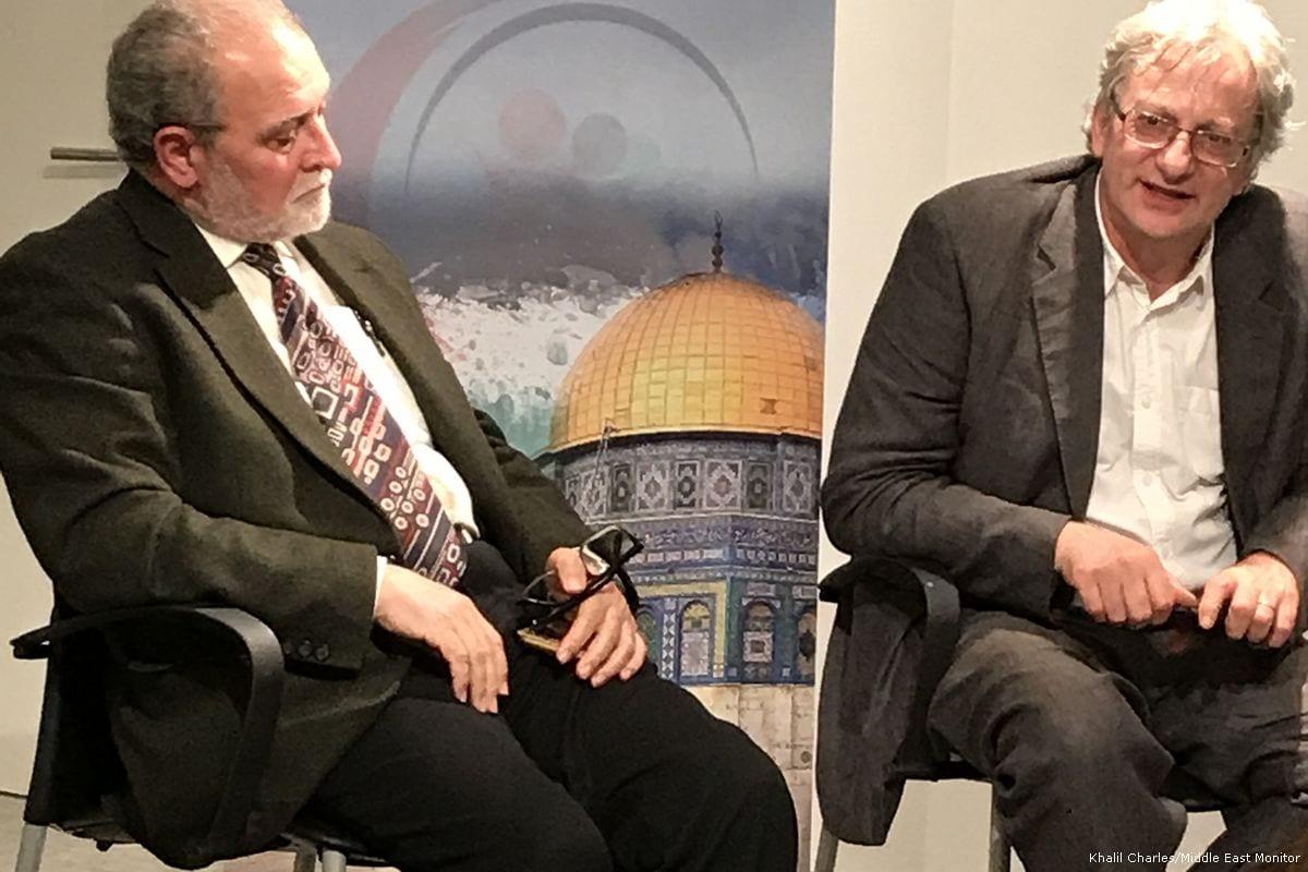 Palestine & Islamic Hamas movement slammed US President