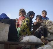 Syria: 30 civilians killed in coalition bombing on Raqqa