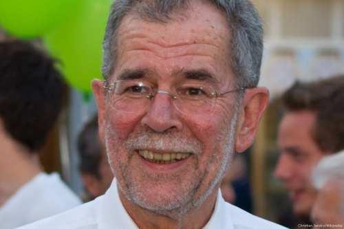 Image of Austria's President Alexander Van der Bellen [Christian Jansky/Wikipedia]