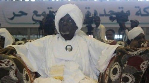 Image of Image of Dr Ali Al-Hajj [Sudan Tribune/Twitter]