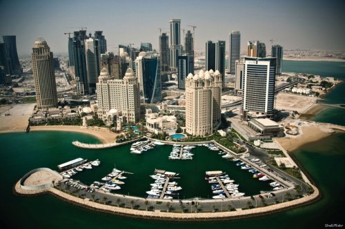 An overview of Doha city, Qatar [Shell/Flickr]