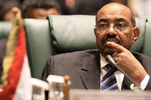 Sudanese President Omar Al-Bashir on 7 September, 2016 [DW Kiswahili/Facebook]