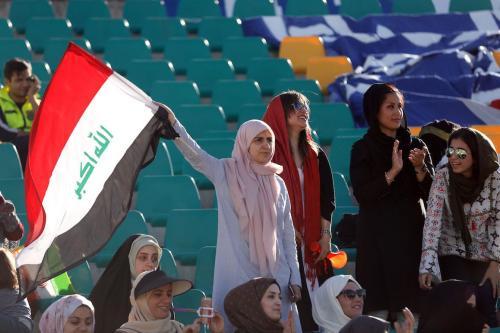 FIFA: Iranhas 'assured' women can attend qualifier
