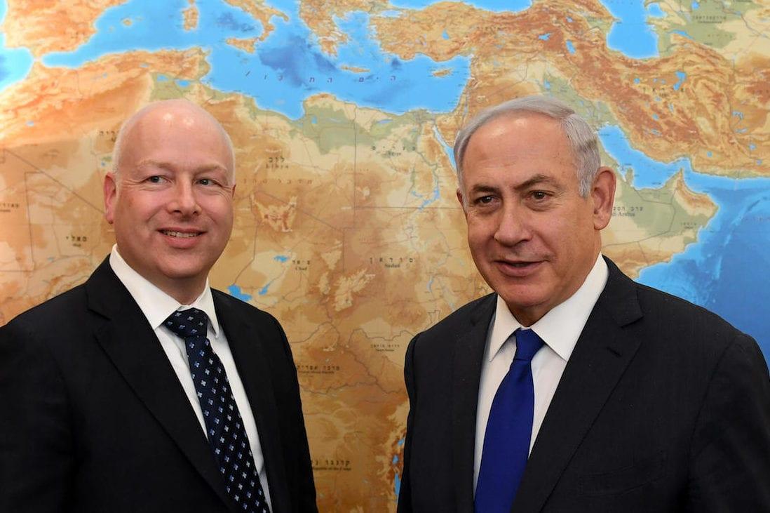 U.S. won't release Mideast peace plan before Israeli election - envoy