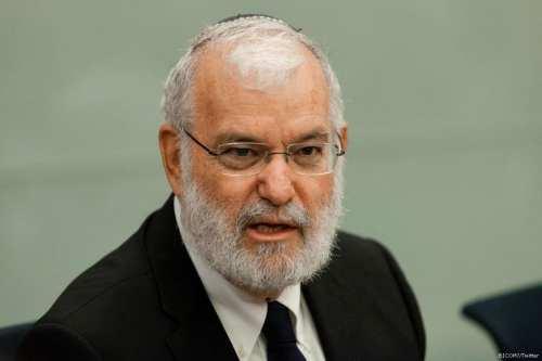 Image of former Israeli National Security Advisor, Yaakov Amidror [BICOM/Twitter]