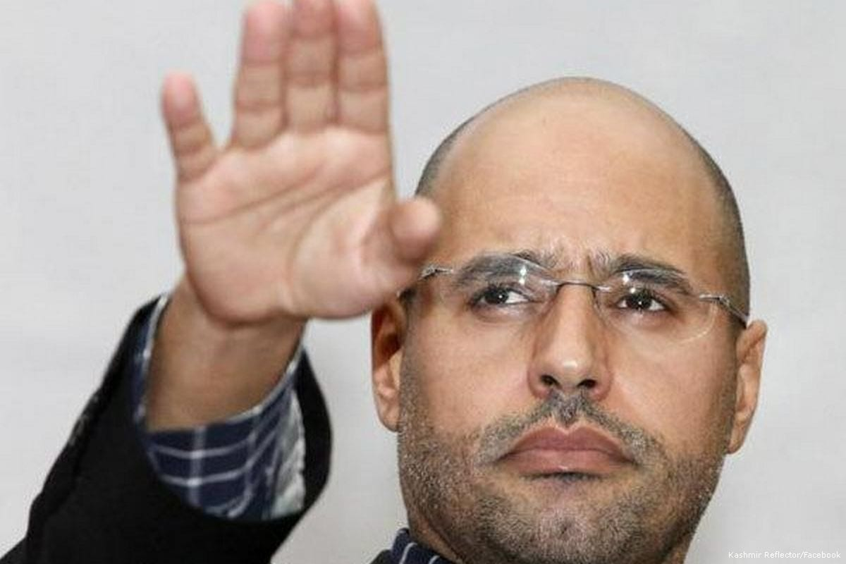 HRW calls for surrender of Gadhafi's son to ICC