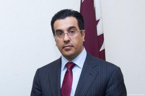 Qatar's National Human Rights Commission, Ali Bin Smaikh Al-Marri [QatarUNGeneva/Twitter]