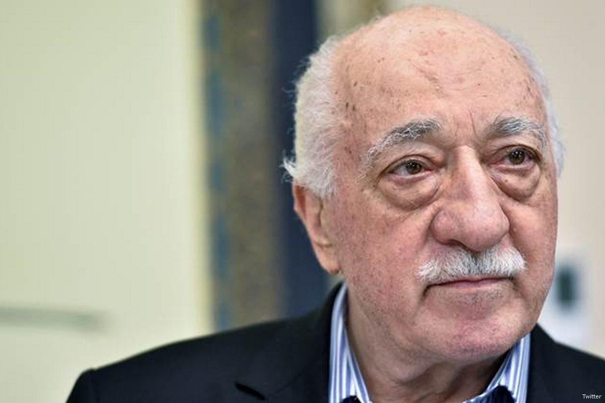 Image of Muslim cleric Fethullah Gulen [Twitter]