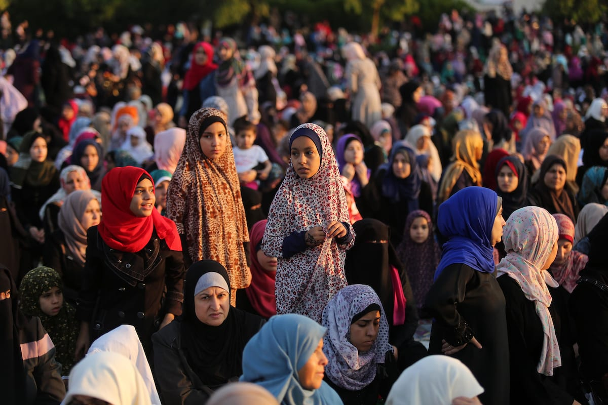 I Ready App >> Eid Al-Fitr prayers are performed in Gaza City – Middle East Monitor