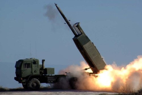 High Mobility Artillery Rocket Systems (HIMARS) [US Army]