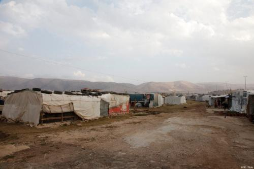 17 Syrian refugees frozen to death in Lebanon