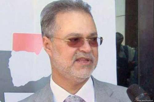 Image of Yemen's deputy prime minister [OANA News/Facebook]