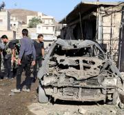 Car blast hits Syrian port city of Latakia