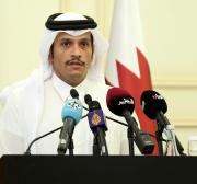 Qatar foreign minister decries 'reckless leadership' in region