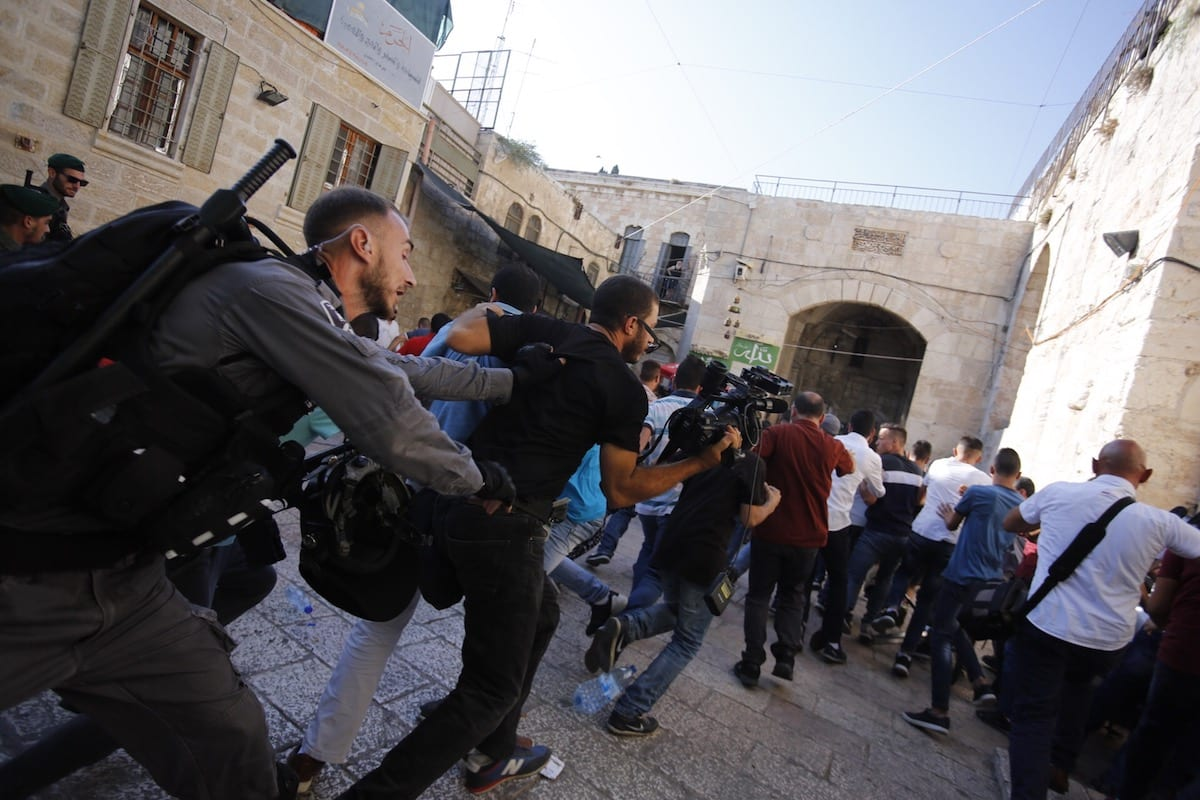 Jew Detector: Al-Aqsa Has Been Abandoned By Those Who Profess The