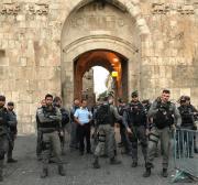 Israel army to Netanyahu: 'Remove metal detectors from Al-Aqsa'