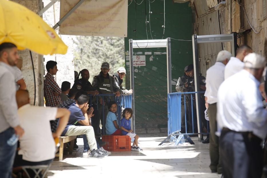 Jew Detector: Timeline: Israel's Attacks On Al-Aqsa Mosque