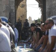 Al-Aqsa has been abandoned by those who profess the leadership of the Muslim world