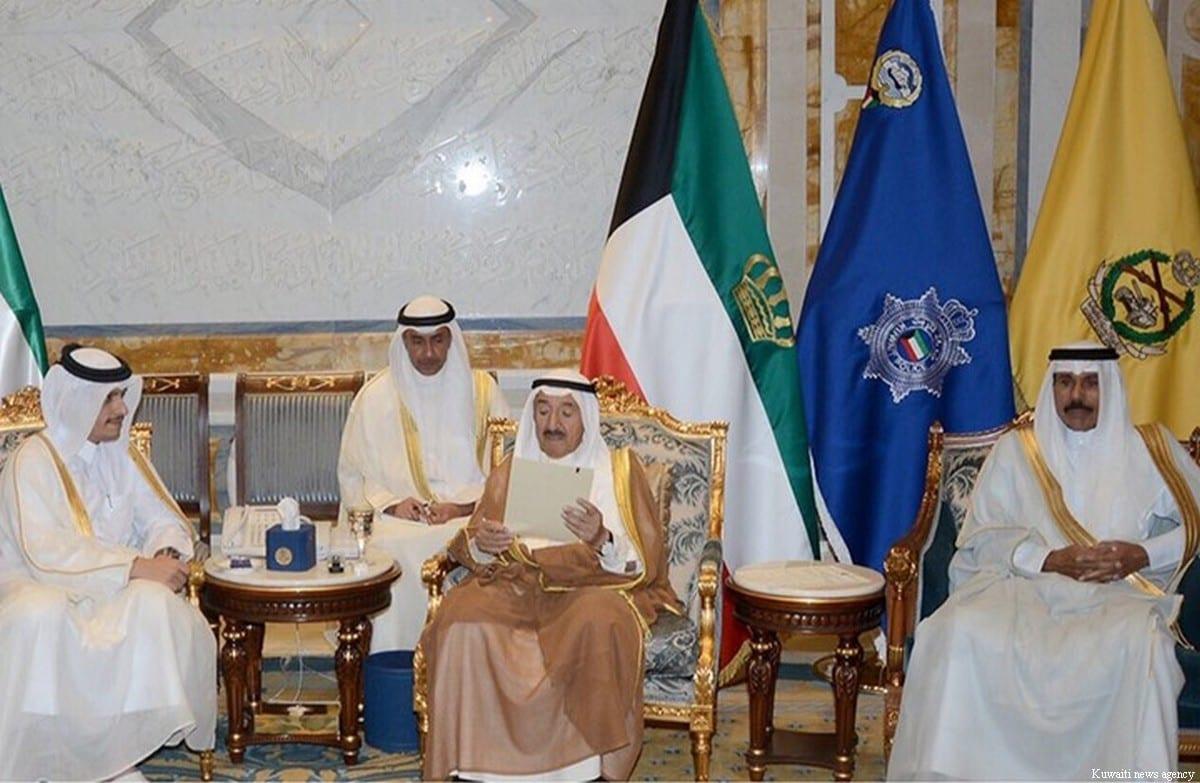 Qatar response to demands negative - Arab states
