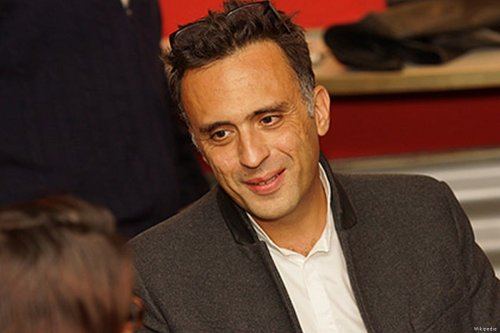 Algerian filmmaker and producer Salem Brahimi [Wikipedia]
