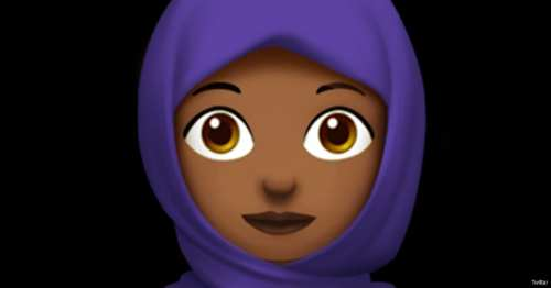 Hijab emoji announced by Apple [Twitter]