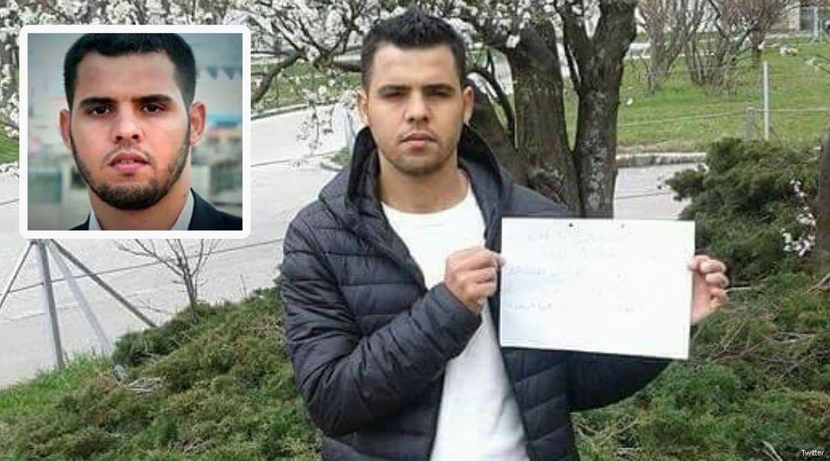 Austrian authorities detaining Palestinian national Abdel Karim Abu Habel [Twitter]