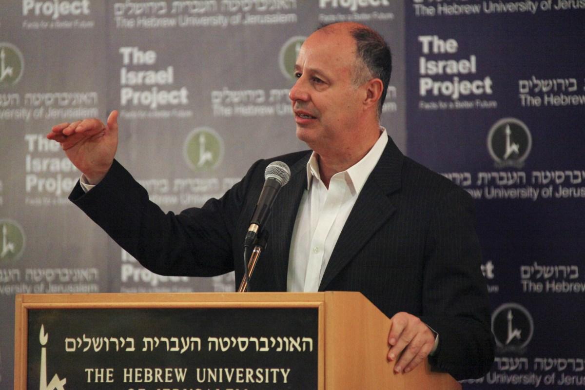 Israel's Regional Cooperation Minister Tzachi Hanegbi [The Israel Project/Wikimedia]