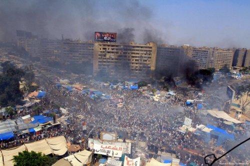 Egypt: The Middle East's forgotten revolution