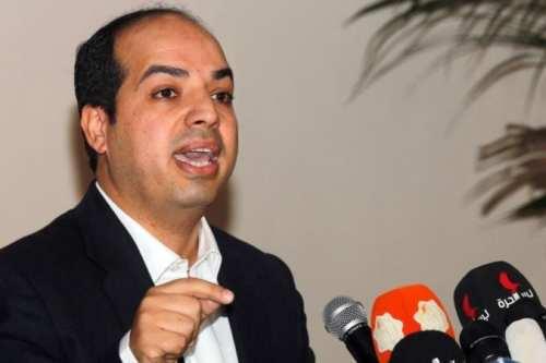 Libya Deputy Presidency Council (PC) head Ahmed Maetig [Wikipedia]