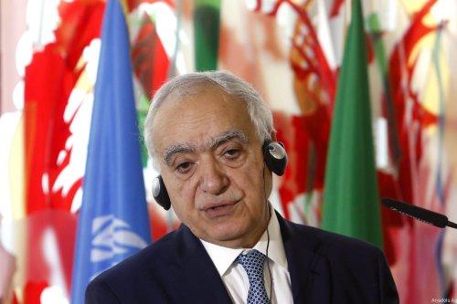 UN Special Envoy for Libya Ghassan Salame [Riccardo de Luca/Anadolu Agency]