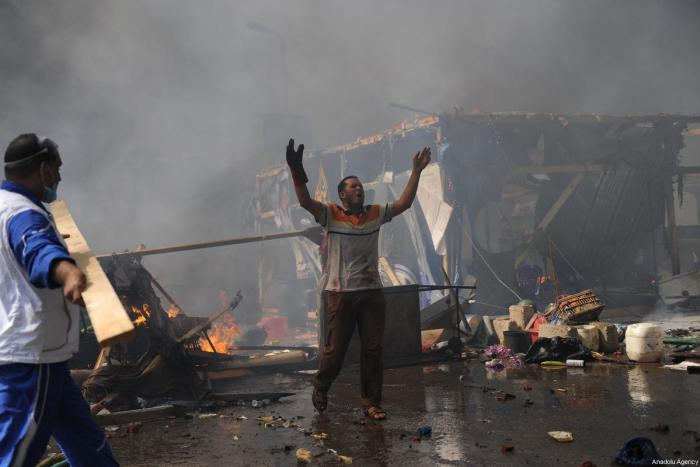 Remembering the gassing of Egypt's protesters